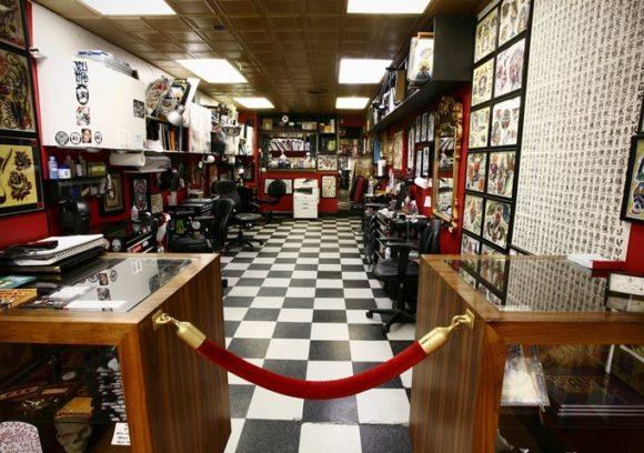 Ghostriders Tattoo Body Piercing Studio Tattoo Shop Reviews