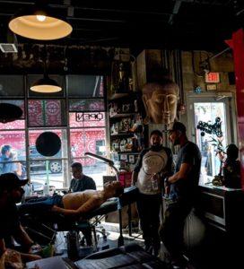 New York | Tattoo Shop Reviews
